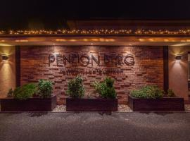Penzion Berg, hotel v blízkosti zaujímavosti Výstavisko Incheba (Bratislava)