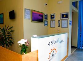 Hotel 4 Stinet, hotel in Vlorë