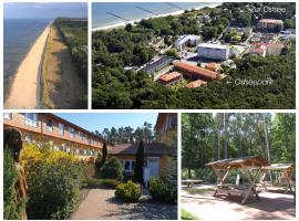 Zempin Ostseepark WE 10 _Insel Use, resort village in Zempin