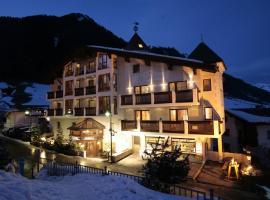 Hotel Alpina, hotel in Ischgl