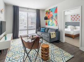 WanderJaunt - Hance - 2BR - Downtown Phoenix, apartment in Phoenix