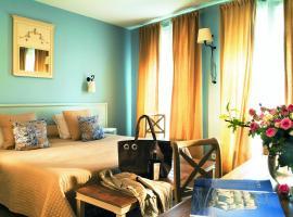 Hotel Le Central, hôtel à Trouville-sur-Mer