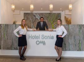 Hotel Sonia, отель в Триесте