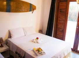 Pousada Acqua Salata, beach hotel in Jericoacoara