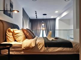 Ekocheras Suite by Moka, serviced apartment in Kuala Lumpur