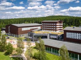 Sportpark Rabenberg, Hotel in der Nähe von: Talsperre Eibenstock, Breitenbrunn