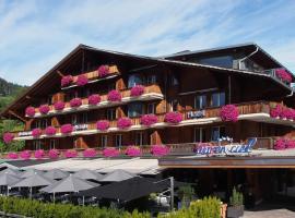 Hotel Arc-en-ciel Gstaad, hotel in Gstaad