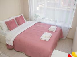 Tokyo Comfort Apartments, апартаменти з обслуговуванням у Києві