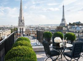 Four Seasons Hotel George V Paris, hotel near Eiffel Tower, Paris