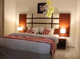 Acacia Aparthotel, hotel em Jeddah