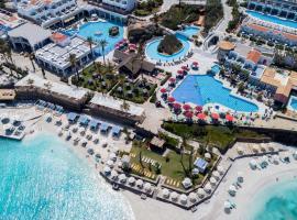 Radisson Blu Beach Resort, Milatos Crete, resort in Milatos