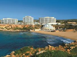 Radisson Blu Resort & Spa, Malta Golden Sands, hotel en Mellieha