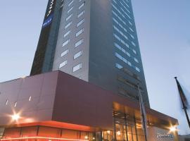 Radisson Blu Hotel Hasselt, hôtel à Hasselt