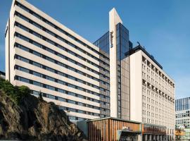 Radisson Blu Atlantic Hotel, Stavanger, hotell i Stavanger