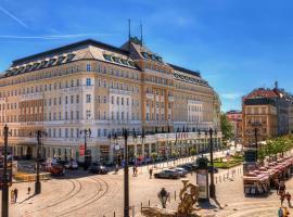 Radisson Blu Carlton Hotel, Bratislava, hotel en Bratislava