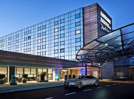 Radisson Blu Scandinavia Hotel Aarhus, hotel in Aarhus
