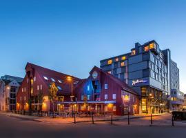 Radisson Blu Hotel Tromsø, hotell i Tromsø