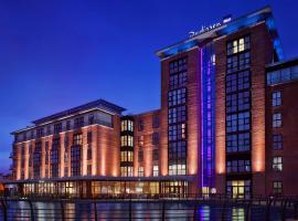 Radisson Blu Hotel Belfast, hotel in Belfast