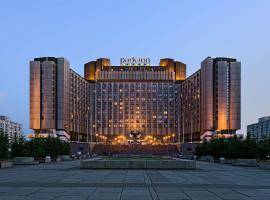 Park Inn by Radisson Pribaltiyskaya Hotel and Congress Centre, accessible hotel in Saint Petersburg