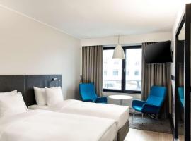 Radisson Blu Hotel Espoo, hotelli Espoossa lähellä maamerkkiä Helsingin Messukeskus