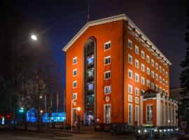 Radisson Blu Grand Hotel Tammer, hotel in Tampere