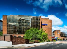 Park Inn by Radisson Cardiff City Centre, hotel in Cardiff