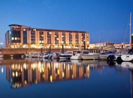 Radisson Blu Waterfront Hotel, Jersey, hotel in Saint Helier Jersey