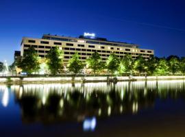 Radisson Blu Marina Palace Hotel, Turku, hotel near Turku Airport - TKU, Turku