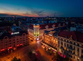 Radisson Blu Plaza Hotel, Helsinki, hotel in Helsinki