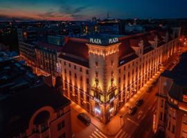 Radisson Blu Plaza Hotel, Helsinki, отель в Хельсинки