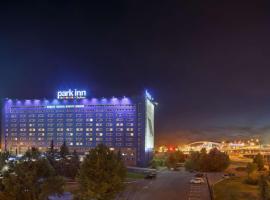 Отель «Парк Инн от Рэдиссон Аэропорт Шереметьево Москва», отель в Химках