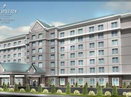 Country Inn & Suites by Radisson, Newark Airport, NJ, hotel near Newark Liberty International Airport - EWR,