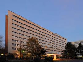 Radisson Blu Scandinavia Hotel, Düsseldorf, hotel i nærheden af Düsseldorf Internationale Lufthavn - DUS,