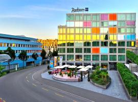 Radisson Blu Hotel, Lucerne, hotel in Lucerne
