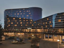 Radisson Hotel Vancouver Airport, hotel near Vancouver International Airport - YVR,