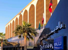 Radisson Blu Hotel, Riyadh, hotel em Riyadh