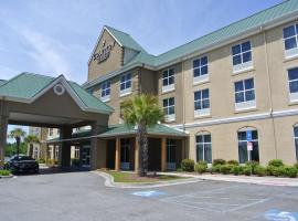 Country Inn & Suites by Radisson, Savannah Airport, GA, boutique hotel in Savannah