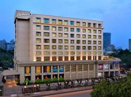 Radisson Mumbai Goregaon, hotel near Bombay Exhibition Centre, Mumbai