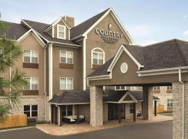 Country Inn & Suites by Radisson, Nashville Airport East, TN, hotel near Nashville International Airport - BNA,