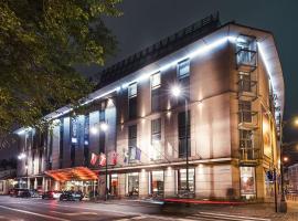 Radisson Blu Hotel Krakow, hotel a Cracovia, Centro Storico di Cracovia