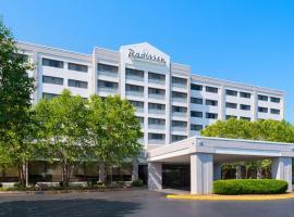 Radisson Hotel Nashville Airport, hotel in Nashville