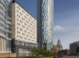 Radisson Blu Hotel, Liverpool, hotel with jacuzzis in Liverpool