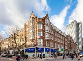 Radisson Blu Edwardian, Grafton, hotel near Euston Train Station, London