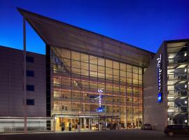 Radisson Blu Hotel London Stansted Airport, hotel near London Stansted Airport - STN,