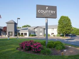 Country Inn & Suites by Radisson, Frederick, MD, hotel in Frederick