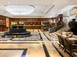 Radisson Blu Edwardian Heathrow Hotel & Conference Centre, London, hotel perto de Aeroporto de Londres - Heathrow - LHR,