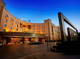 Radisson Blu Plaza Delhi Airport, family hotel in New Delhi