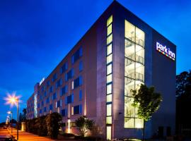 Park Inn by Radisson Frankfurt Airport, отель во Франкфурте-на-Майне