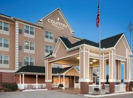 Country Inn & Suites by Radisson, Bowling Green, KY, hôtel à Bowling Green