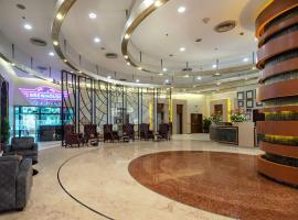 Radisson Gurugram Sohna Road City Center, accessible hotel in Gurgaon